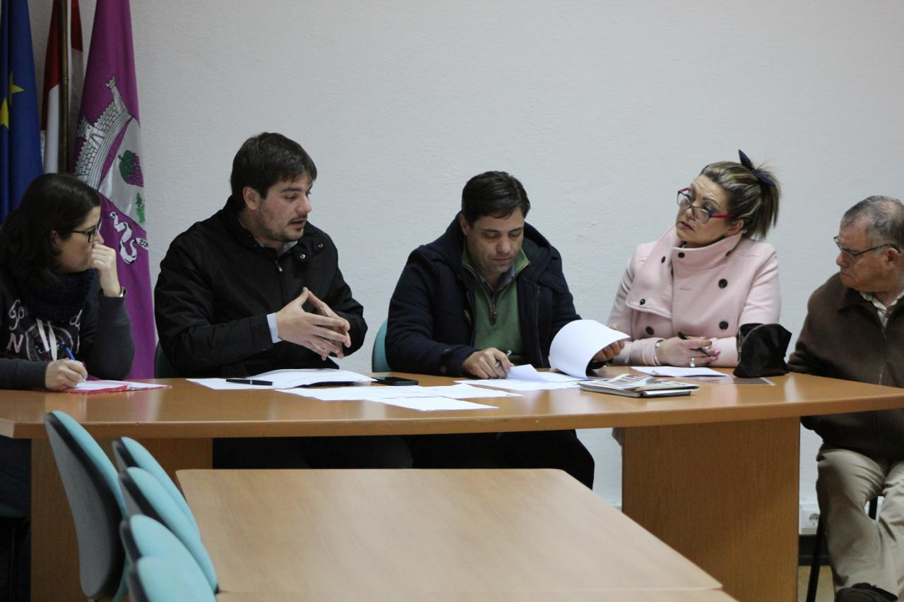 Reunião do Executivo focada na Ação Social