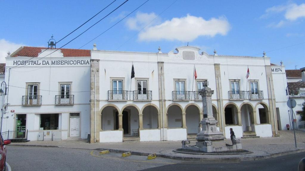 Hospital da Santa Casa da Misericórdia