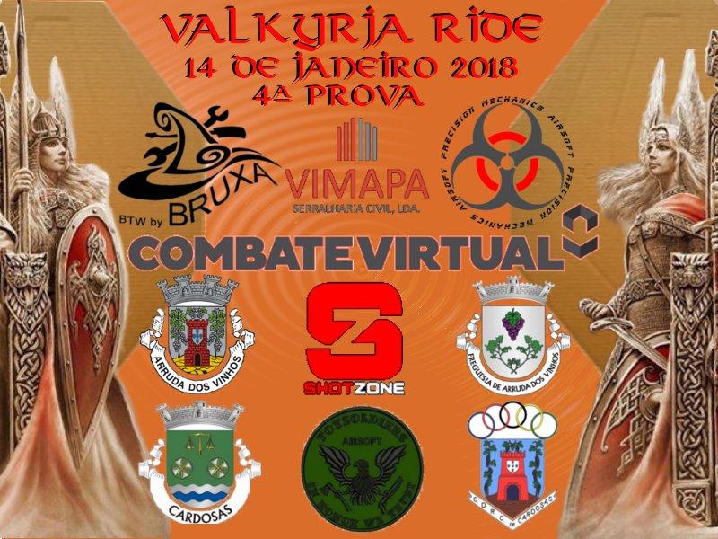 Campeonato de Action Air | Valkiria Ride