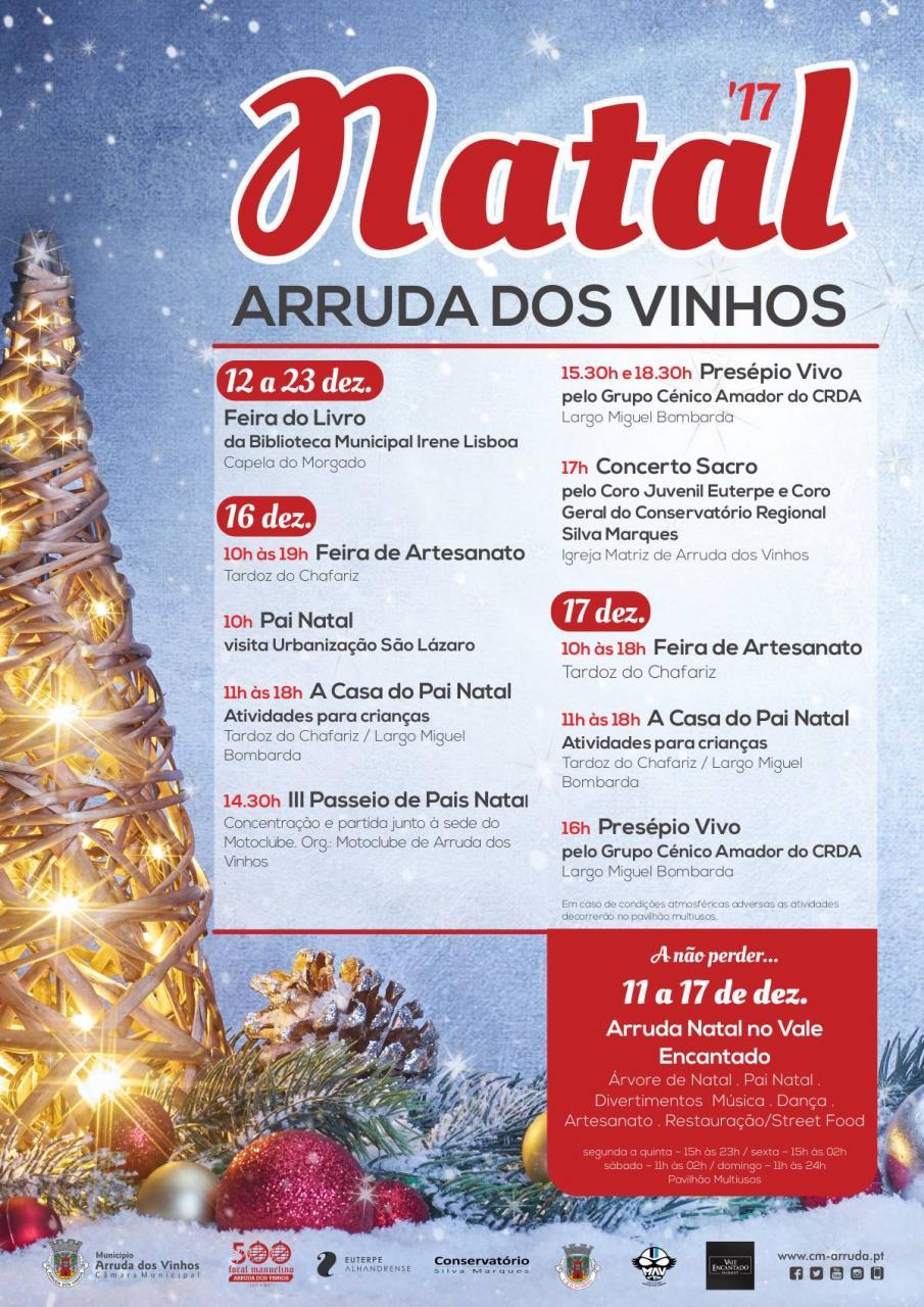 Natal em Arruda dos Vinhos