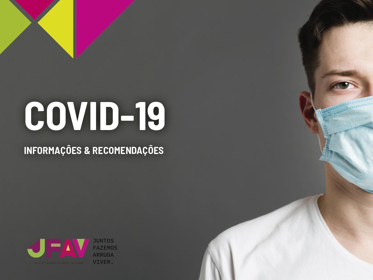COVID-19 | 2.º Comunicado à População