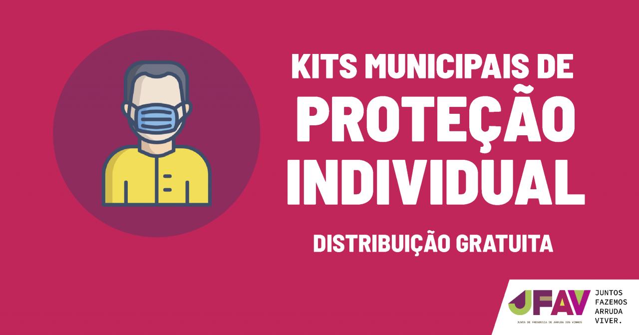 Distribuição de Kits Municipais de Proteção Individual