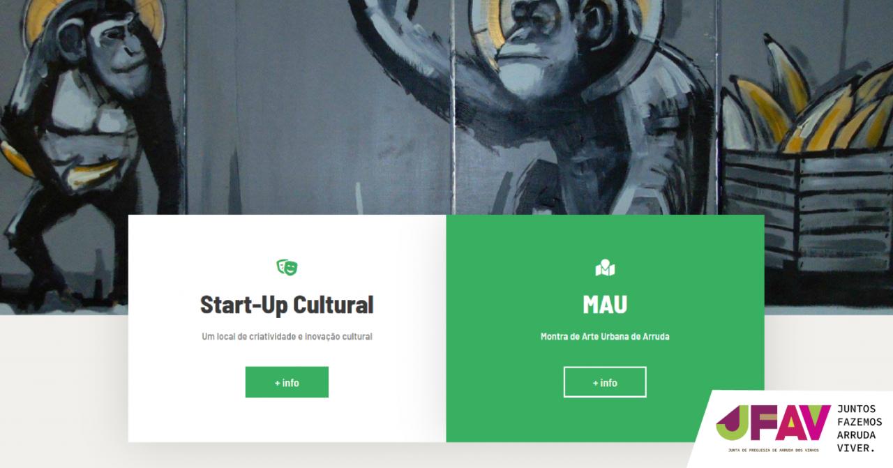 JFAV lança Portal da Cultura