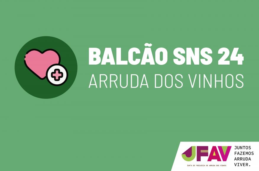Freguesia lança Balcão SNS 24 Arruda