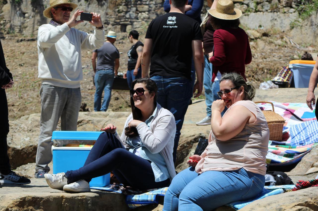 Freguesia celebrou aniversário com Pic-Nic Comunitário
