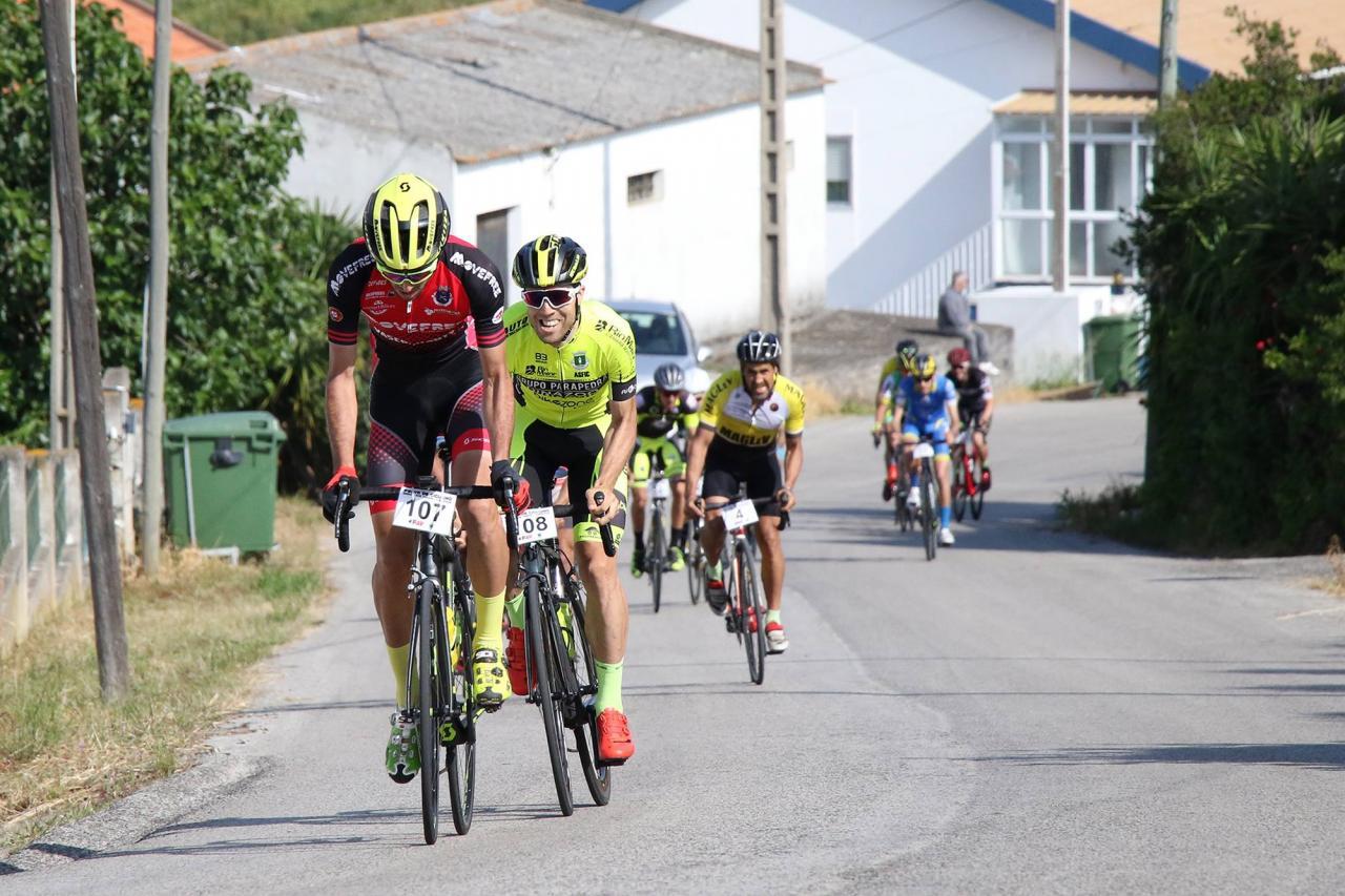 O Ciclismo regressou à Freguesia