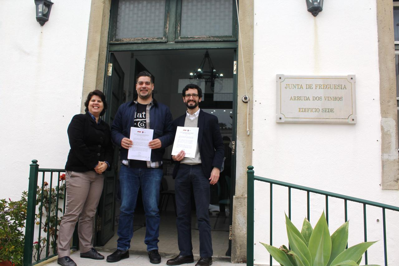 Junta e SINTAP assinam Acordo Coletivo de Empregador Público
