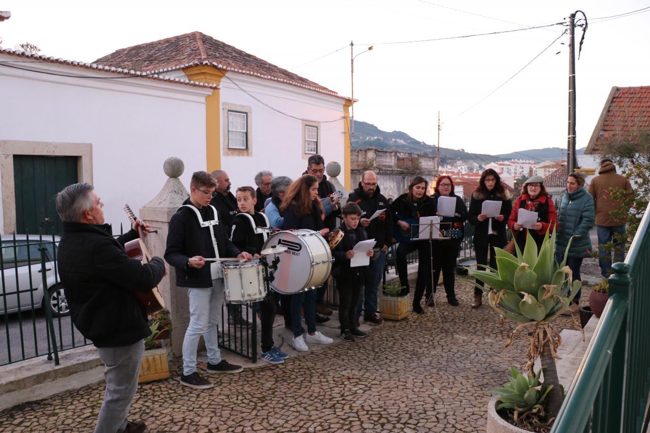 Orange Juicers e Escola de Música da Santa Casa saúdam a Junta