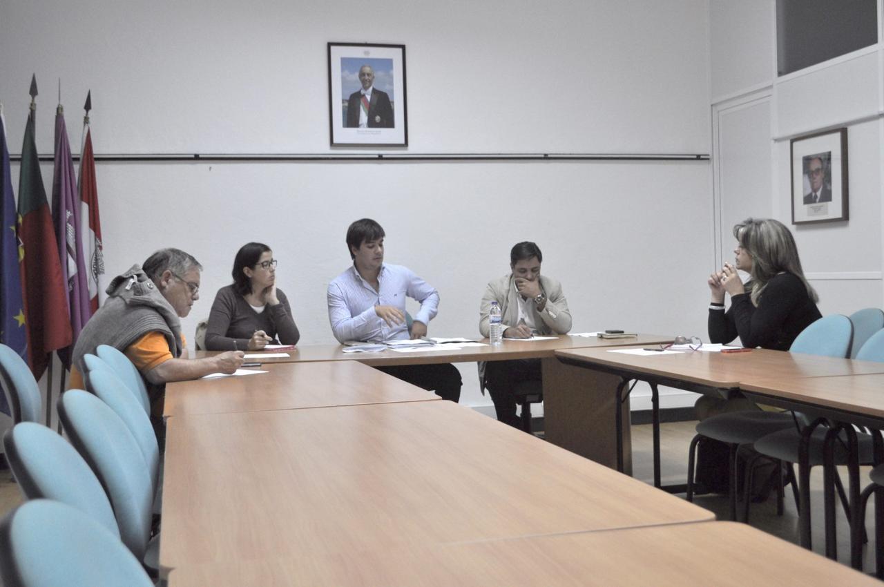 Primeira Reunião do Executivo