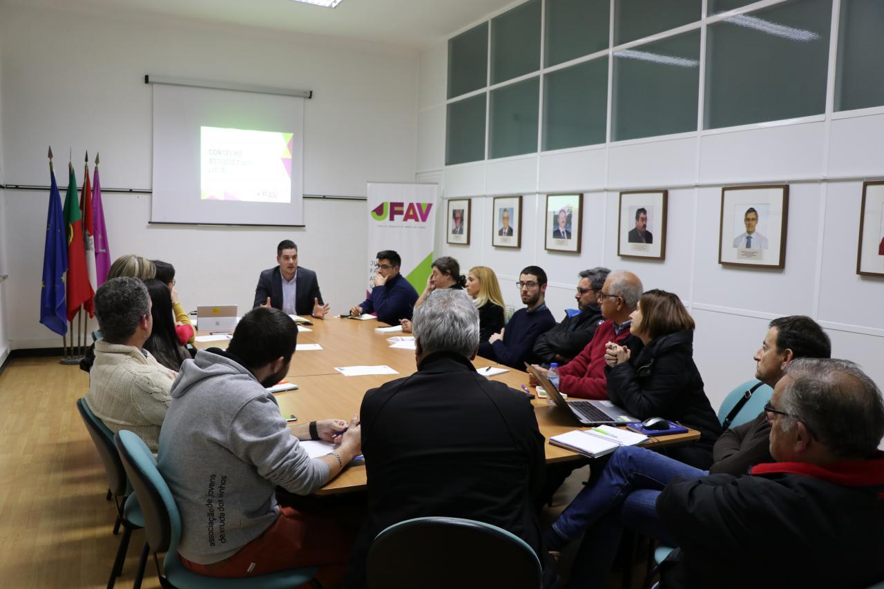 CALAV realiza reunião preparatória