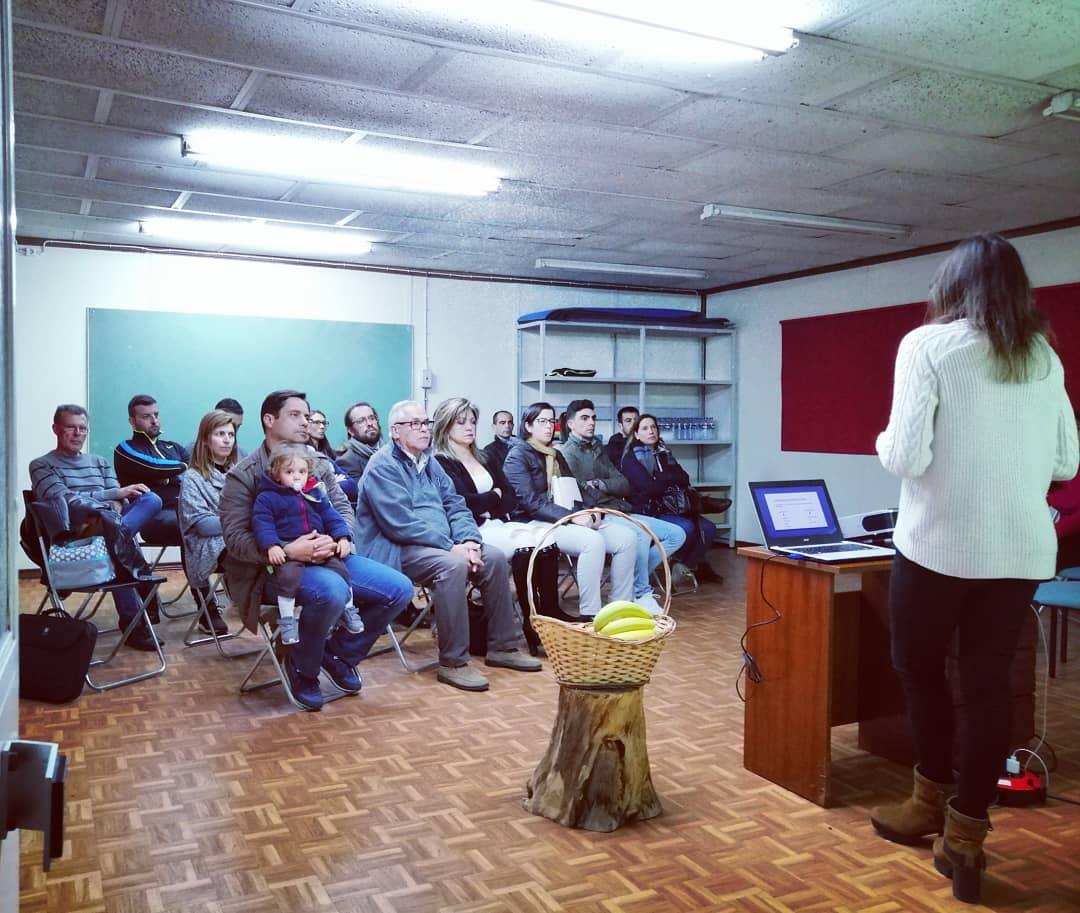 Centro de Marcha e Corrida debateu Nutrição Desportiva