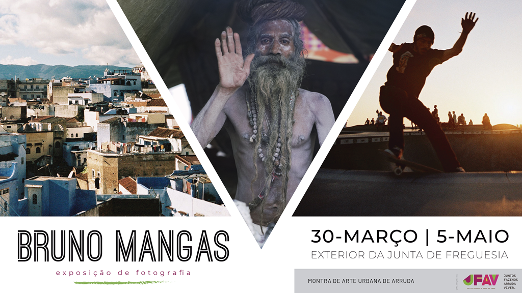 Inauguração da Exposição de Fotografia «Bruno Mangas»