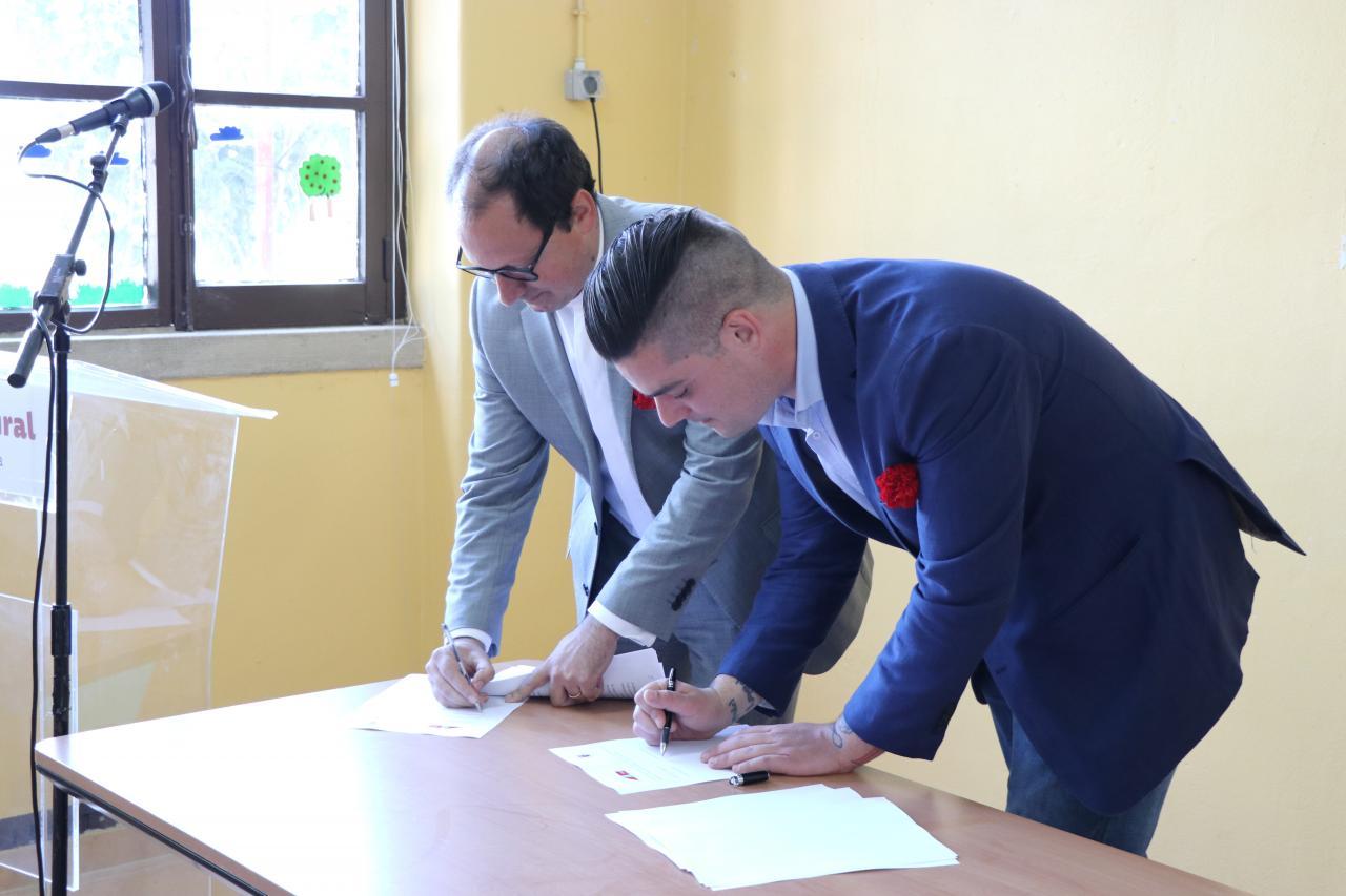JFAV e CMAV lançam obra da Start-Up Cultural de Arruda