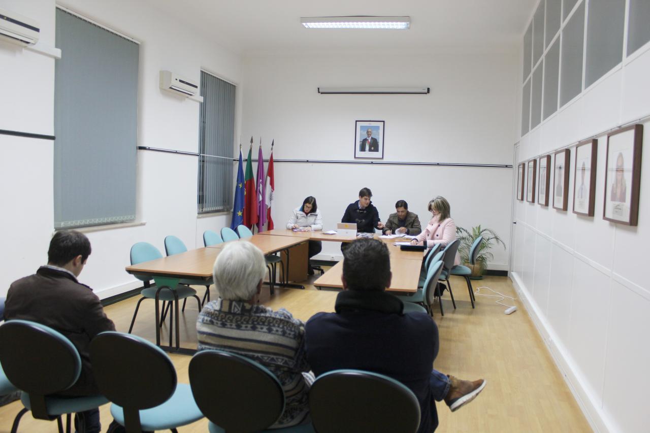 2.ª Reunião Pública do Executivo