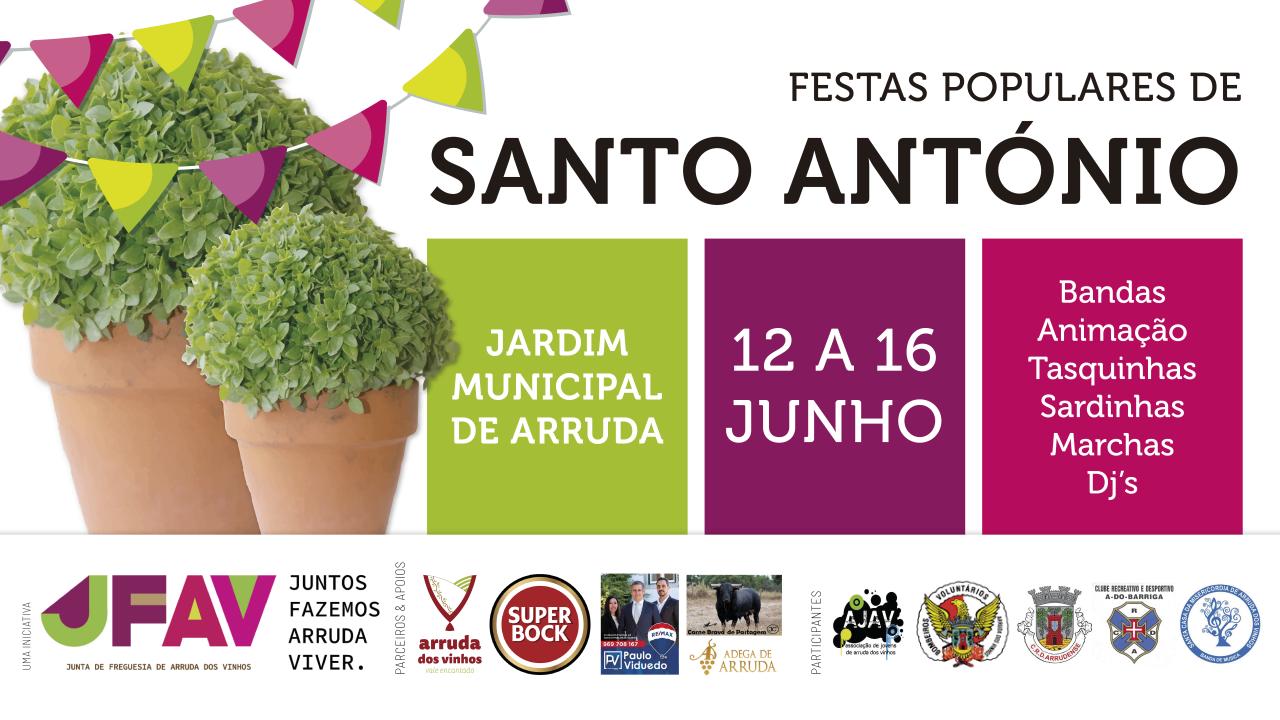 Festas Populares de Santo António à porta!