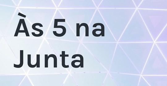 JFAV lança podcast «Às 5 na Junta»