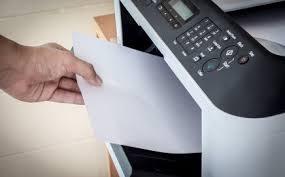 Impressão e/ou Cópia de Documentos