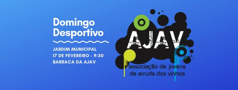 AJAV | Domingo Desportivo