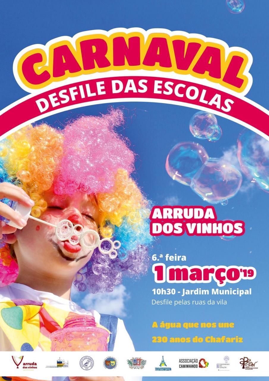 Desfile de Carnaval (Escolas)