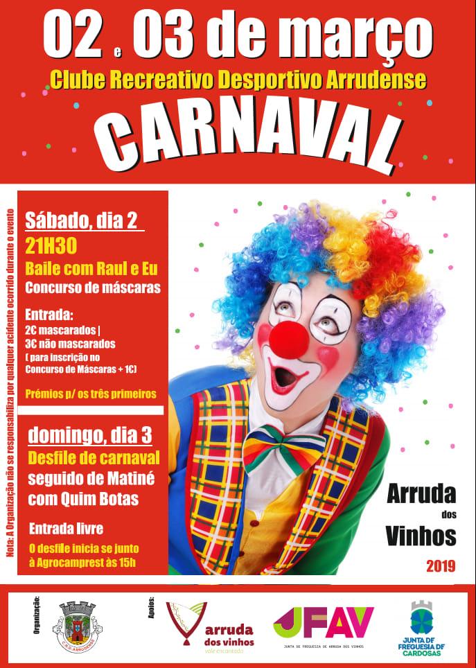 Carnaval Arrudense