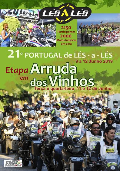 21.º Portugal de Lés a Lés | Etapa de Arruda