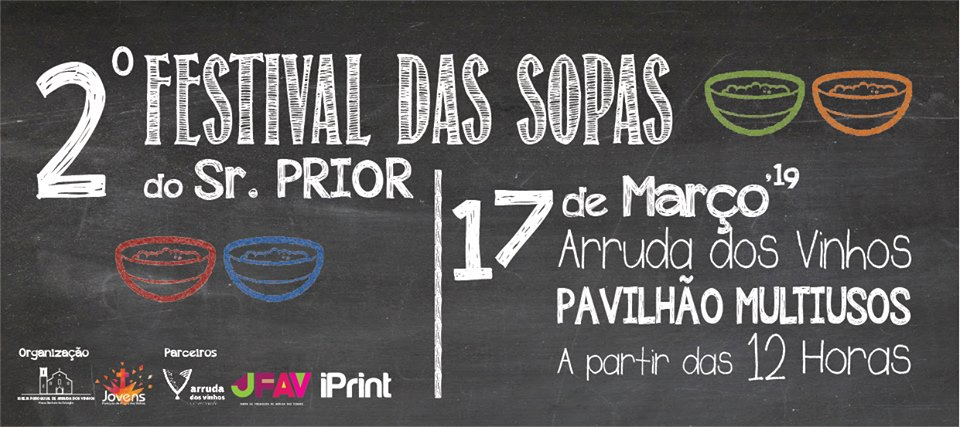 II Festival de Sopas do Sr. Prior