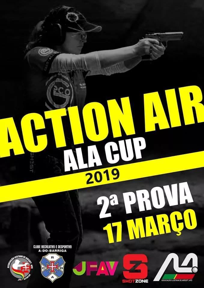 ALA Cup - 2.ª Prova