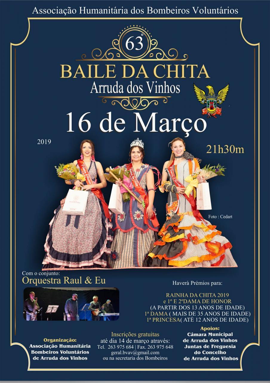 63.º Baile da Chita