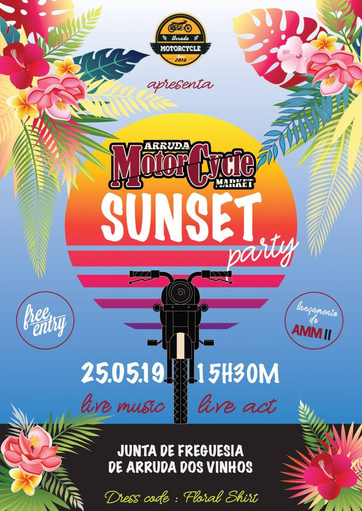 AMM Sunset Party