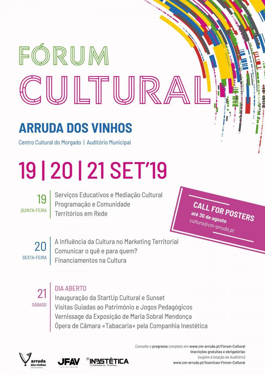 Fórum Cultural de Arruda