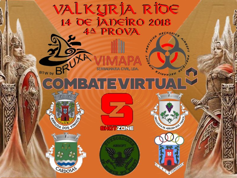 Campeonato de Action Air | Valkiria Ride