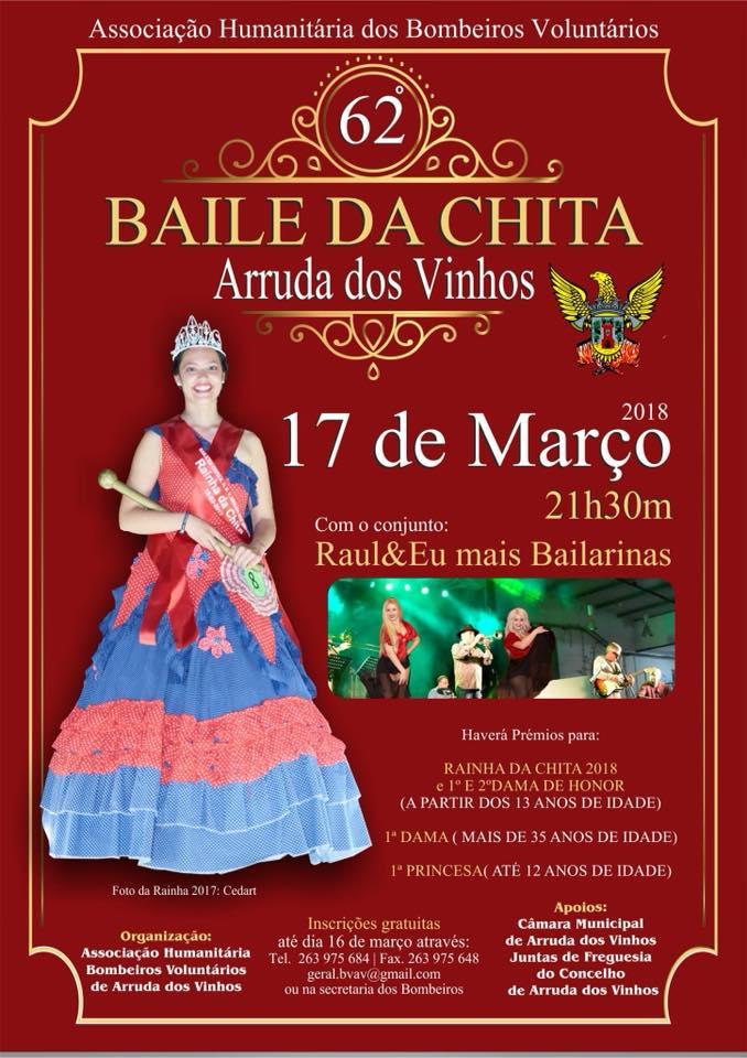 62.º Baile da Chita