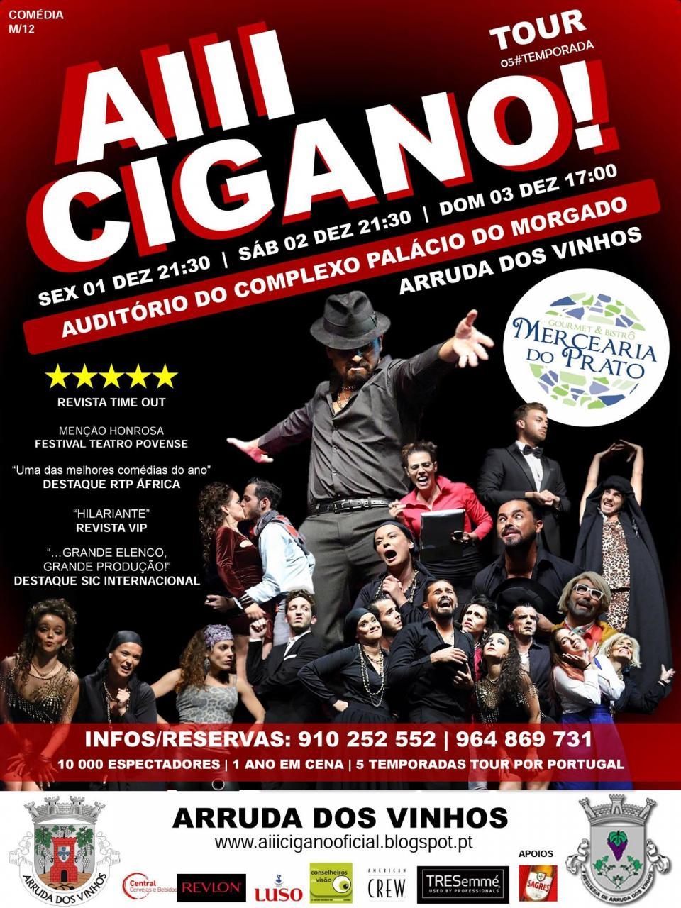 Teatro «Aiii Cigano»