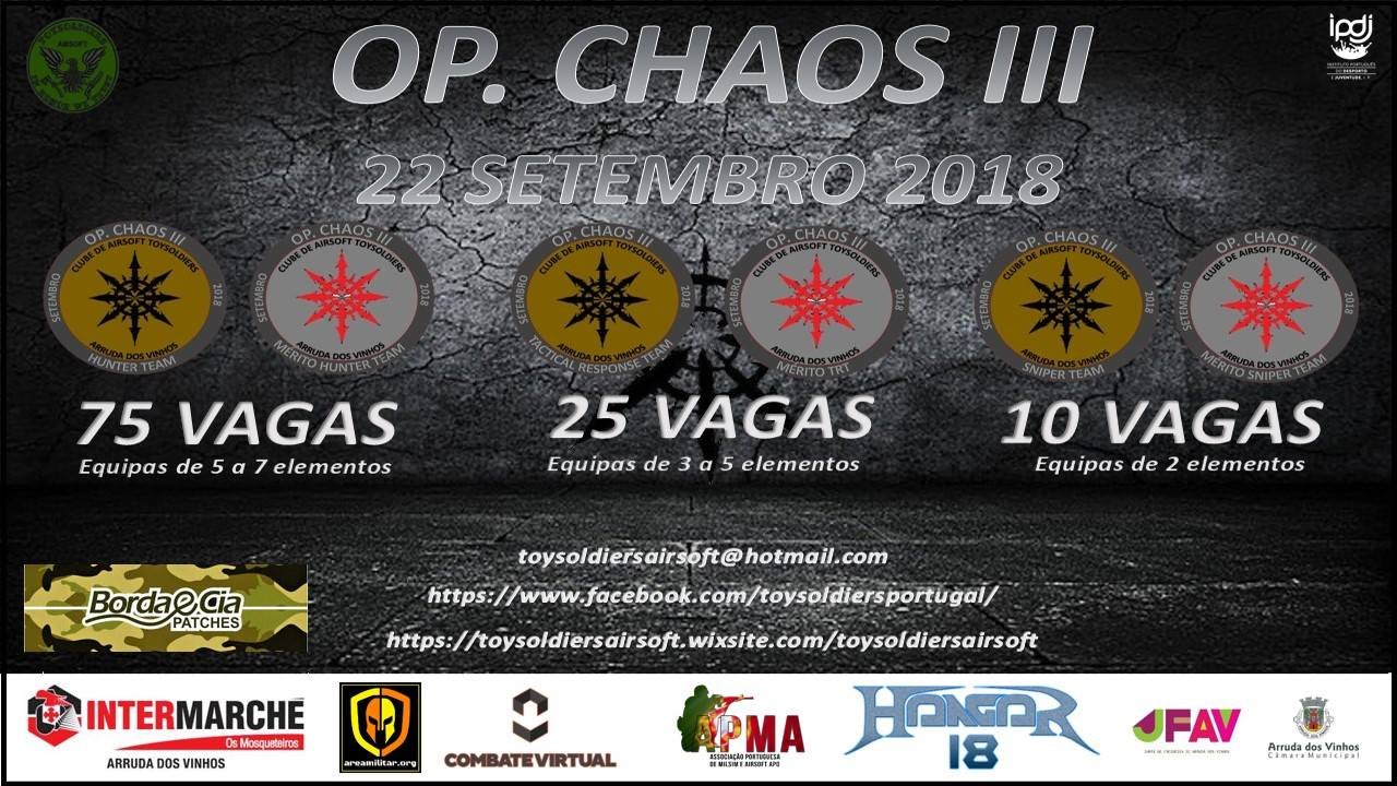 AirSoft | Op. Chaos III