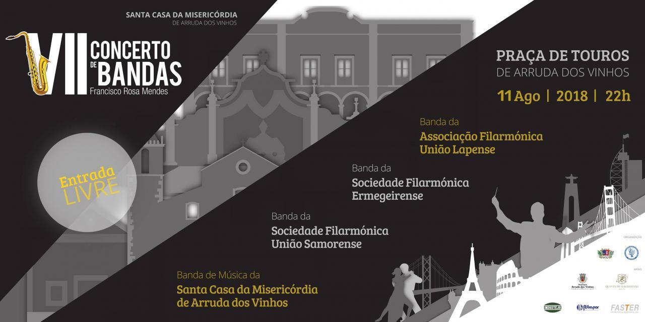 VII Concerto de Bandas «Rosa Mendes»