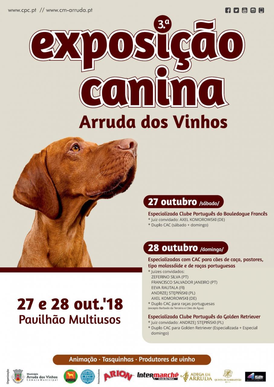 Exposições Caninas de Arruda dos Vinhos