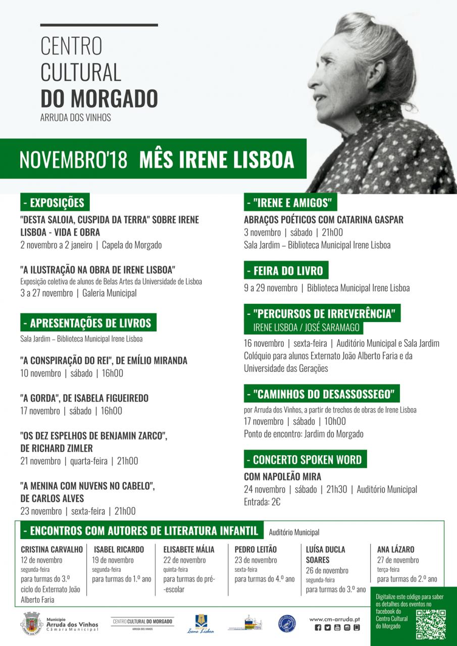 Mês «Irene Lisboa»