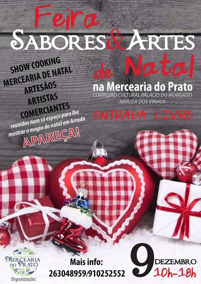 Feira de Sabores & Artes de Natal