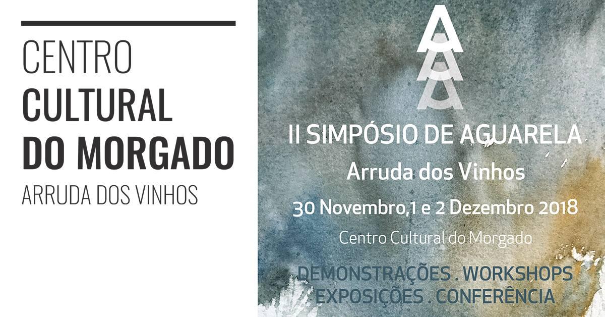 II Simpósio de Aguarela