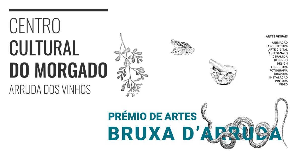 Inauguração da Exposição «Bruxa d'Arruda»